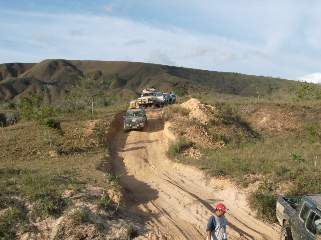 Pakarima mountain safari Guyana