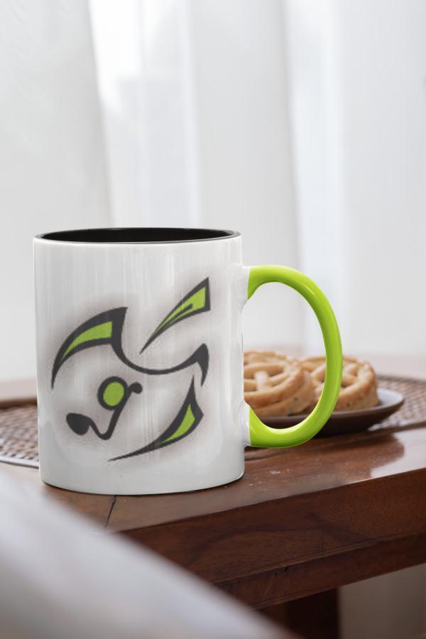 Coffee mug with your logo