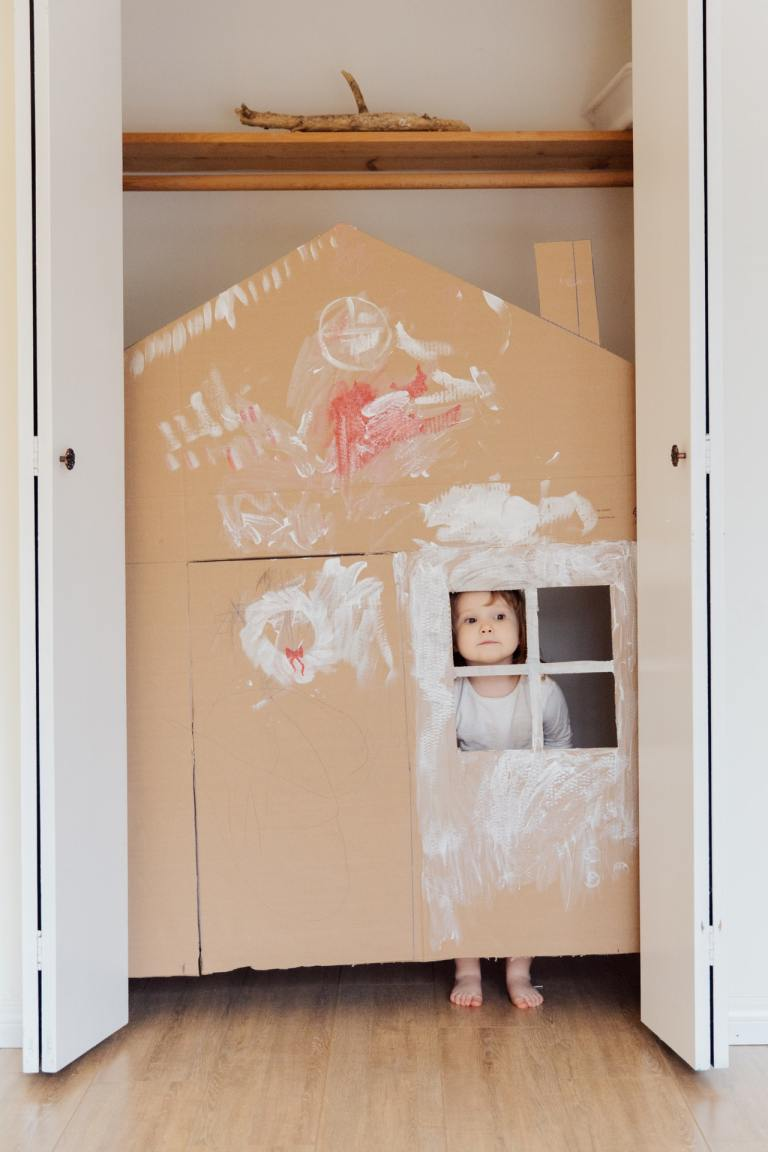 Safety of babies and toddlers when moving into a new house