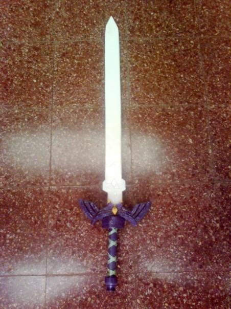 Master Sword Final