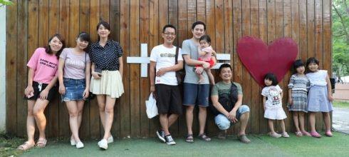 【親子遊】第七十六露~南投~很好拍但就少了那一味的幸福城堡露營區