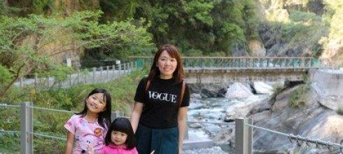 【親子遊】花蓮~2.1公里的白楊步道讓我像走了200公里!