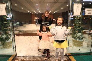 【親子遊】東京~天使格蘭帝亞飯店好適合度假唷(8Y&5Y)