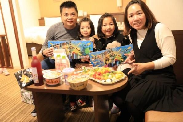 【親子遊】 札幌~Vessel inn札幌中島公園早餐海鮮丼好新鮮好大器(9Y&5Y)