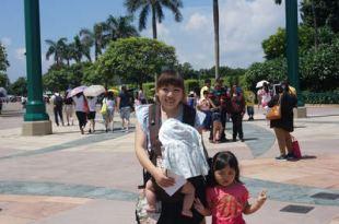 【香港親子遊】迪士尼樂園我來囉之樂園覓食篇!!!(4y2m27d+5m13d)
