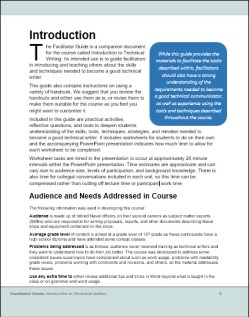 Facilitator Guide
