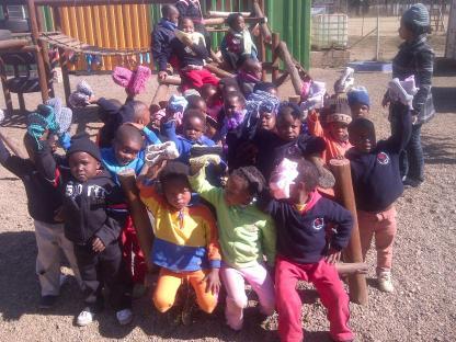 Outreach - Lerato Educational Centre - August