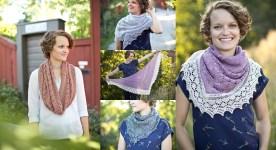 Knitting designer, Maria Montzka