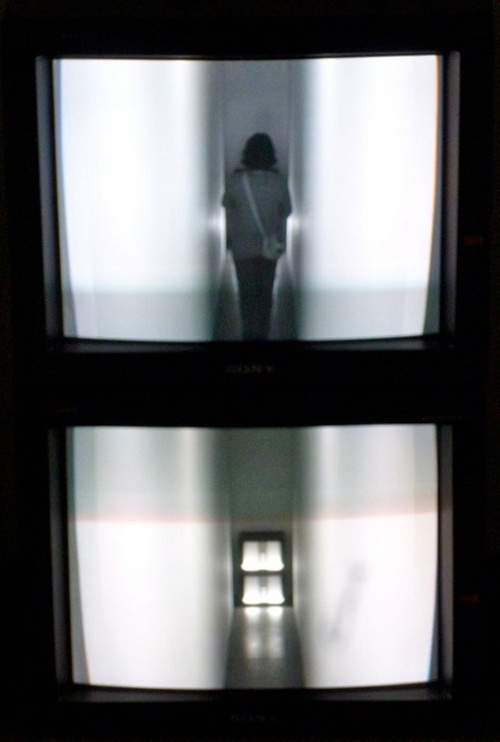 Bruce Nauman Live-Taped Video Corridor