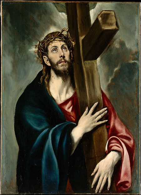 El Greco, Christ Carrying the Cross, 1577