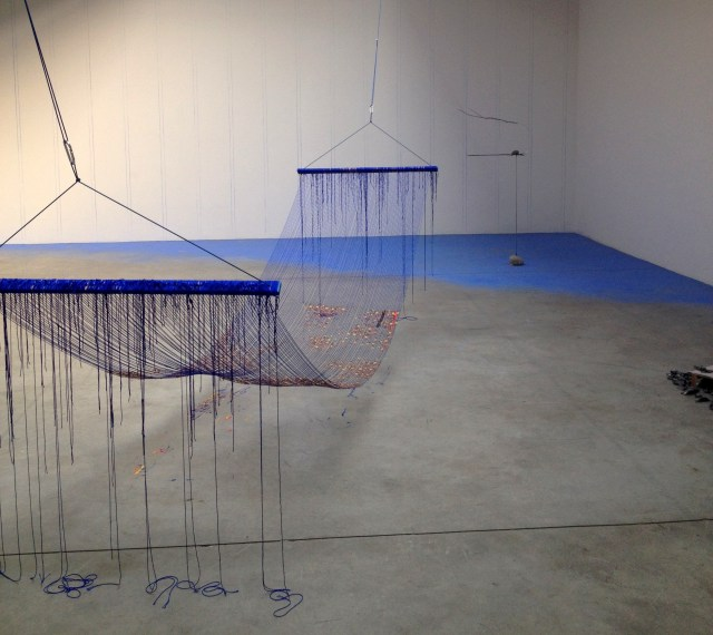 Sarah Sze at Tanya Bonakdar Gallery