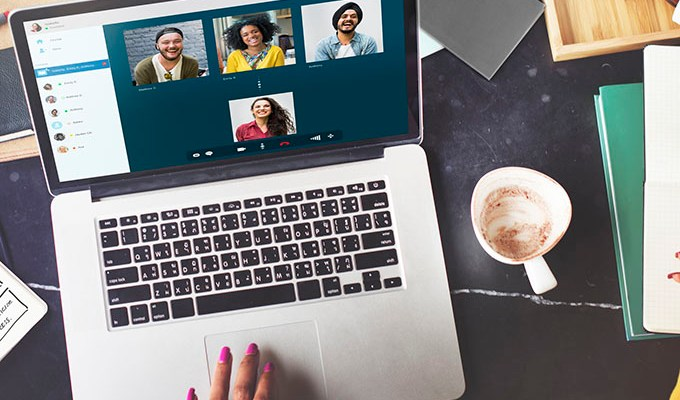Working from Home: Balancing Technology & The Personal Connection