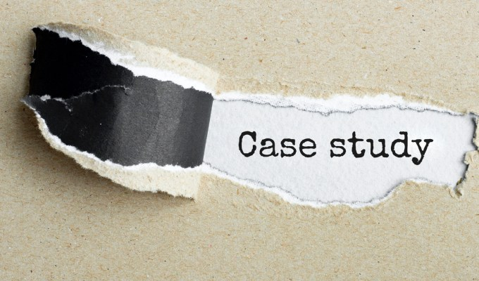 The Art of the Case Study: Data and Minimal Self Promotion