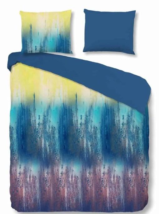 dekbedovertrek-skye-dekbedovertrekken-descanso-blauw-geel-strijkvrij-luxe-chique