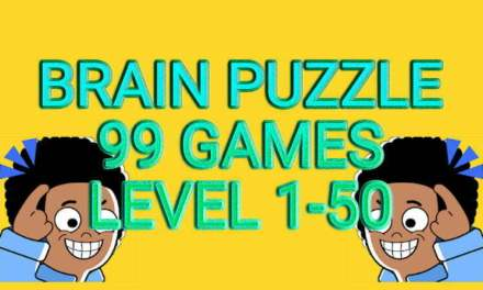 Brain Puzzle 99 Games Level 1-50 Answers