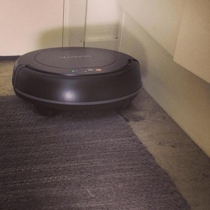 En enkel budget-robotdammsugare som är lätt att falla för