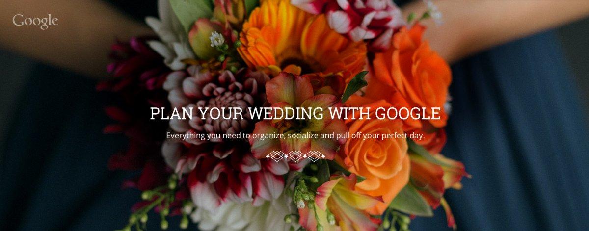 Google Wedding