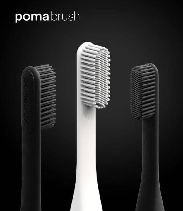 Le tre versioni Pomabrush