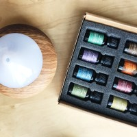 Art Naturals Top 8 Essential Oils & Diffuser Review