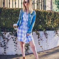 Year Round Plaid | Spring & Summer  2018 Trend
