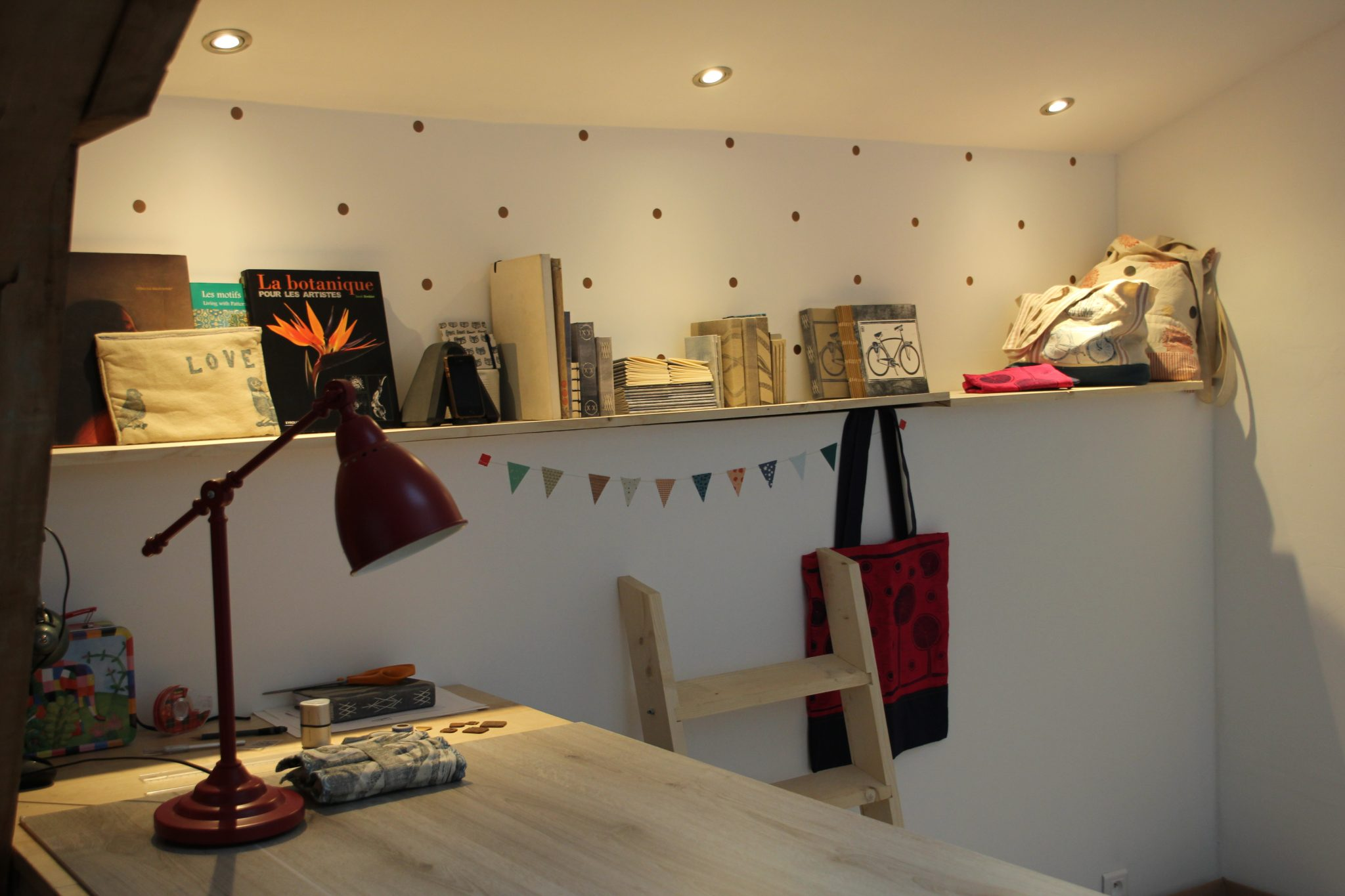 sacs et carnets | atelier | LinoLino | Linogravure | Créations artisanales