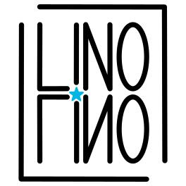 LinoLino | Linogravure et créations à partir d'impressions artisanales | Chambéry, France | Logo
