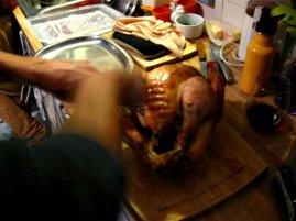 turkeycarving