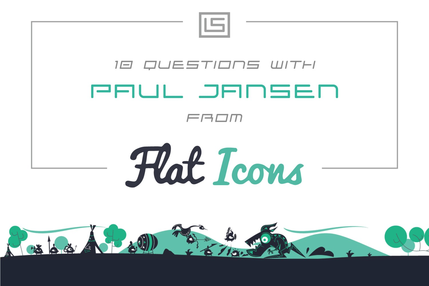 Interview with Paul Jansen of Flat Icons