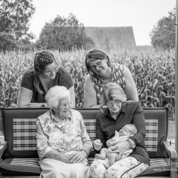 Fünf Generationen Foto