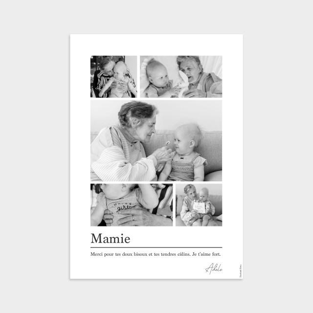 Affiche famille Belle Histoire