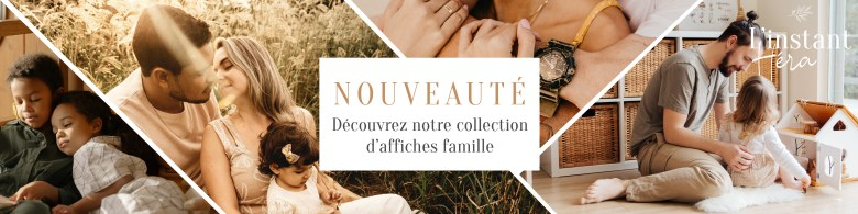 Affiches famille