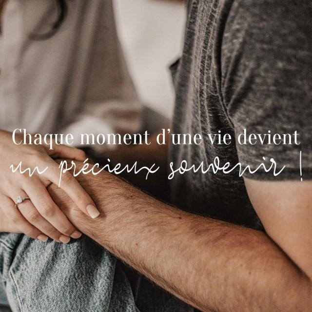 L'instant Héra-Couple fiancé