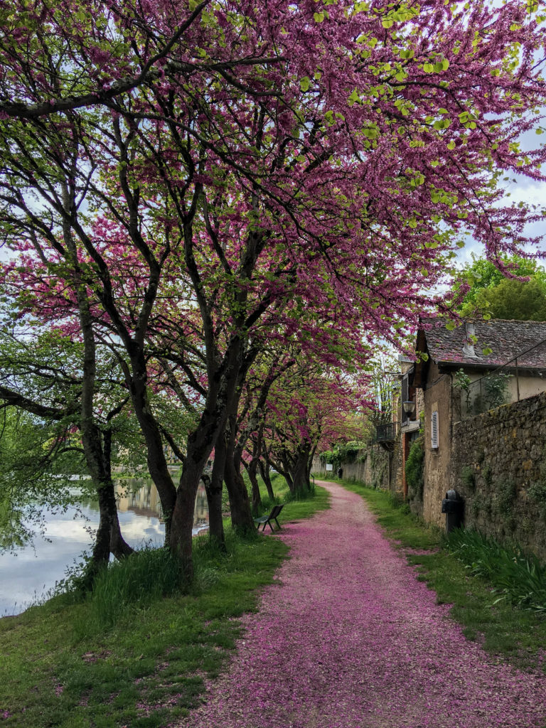 Chemin Compostelle Villefranche