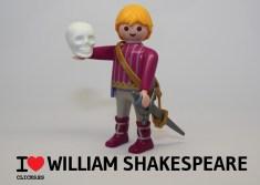 Hamlet, Playmobil.