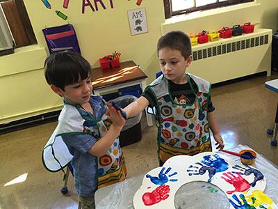 Preschool - Academics