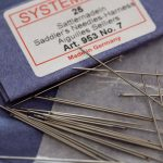 System S+U saddlers Harness needles