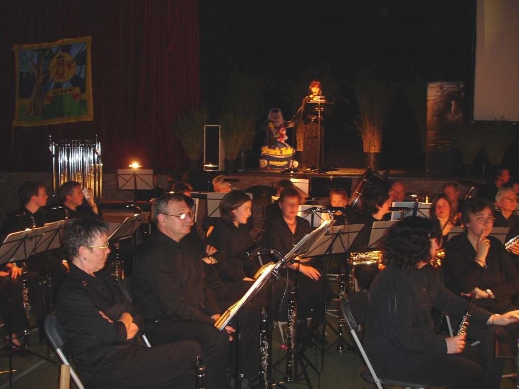 Jaarconcert Night of Fame 2005