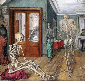 Les Grands Squelettes (1944)