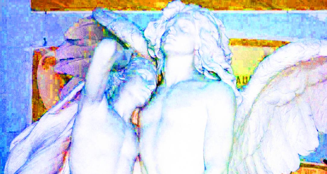Angelic Eroticism