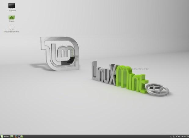 Обзор о системе Linux Mint 17