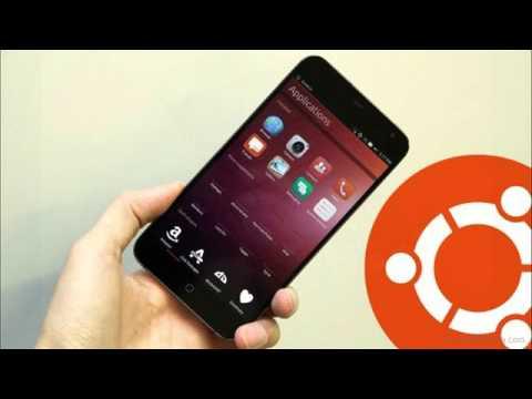 Ubuntu Phone - новая мобильная ОС