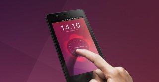 смартфон Aquaris Ubuntu