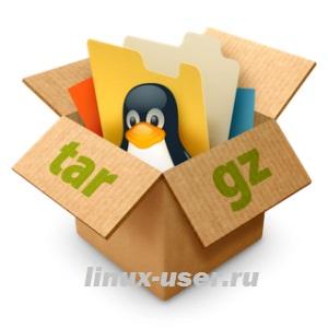 Как разархивировать файлы в Ubuntu Linux