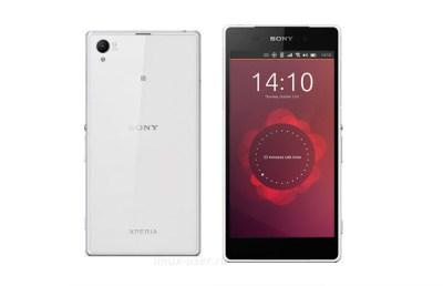 Ubuntu Touch на смартфонах Sony Z1