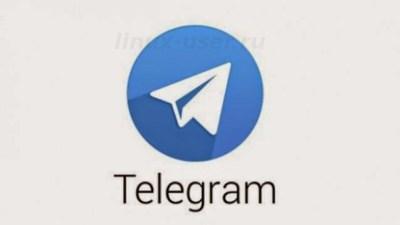 Программа Telepathy теперь использует и telegram