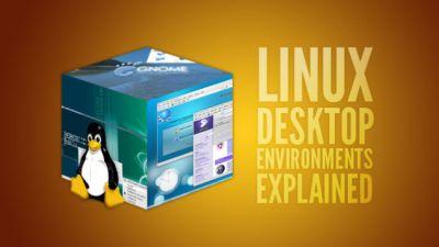 графические окружения в Linux