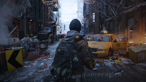 Tom Clancy's The Division для ПК