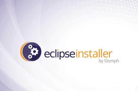 eclipse installer flash screen