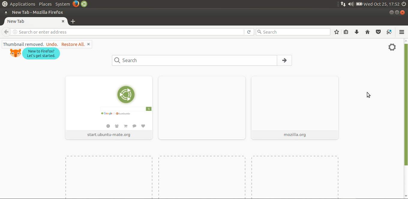 ubuntu mate firewall browser