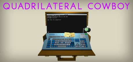 Quadrilateral Cowboy released open-source code linux mac pc